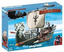 Playmobil Dragons - Dragos Schiff (9244)
