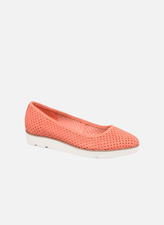 Clarks Evie Buzz orange
