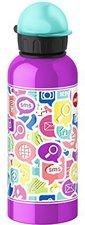 Emsa Trinkflasche Kids Chat (600 ml)