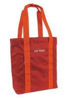 Tatonka Shopping Bag redbrown