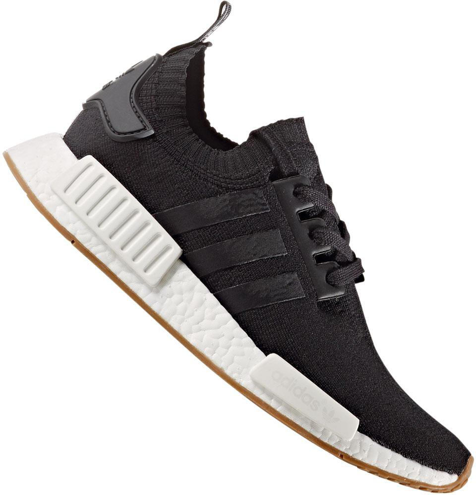 First rate Adidas NMD R2 Men'S Women'S PrimeKnit Boost Core