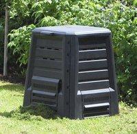 Kunststoff Komposter