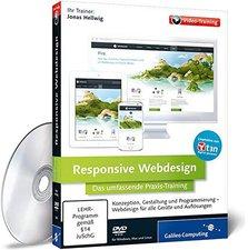 Rheinwerk Verlag Responsive Webdesign: Das umfa...