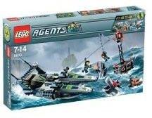 LEGO 8633 Mission 4: Rettung mit dem Speedboot