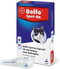 Bayer Bolfo Spot-on für Katzen 3 x 0,5 ml