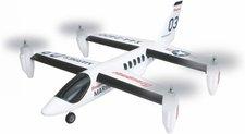 Graupner X44 VTOL RC Elektro Flugmodell, 695mm,...