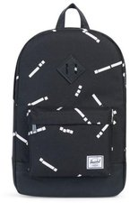 Herschel Heritage Mid-Volume Backpack black code