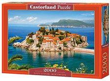 Castorland Sveti Stefan, Montenegro