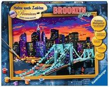 Ravensburger Malen nach Zahlen Premium Brooklyn...