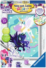 Ravensburger Malen nach Zahlen My little Pony: ...