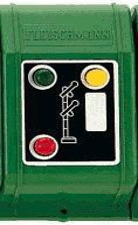 Fleischmann 6928 - Signal-Stellpult für 2-flügelige Formsignale (FM)