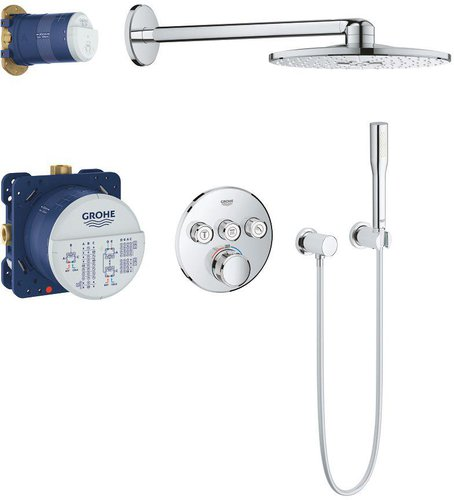 grohe smartcontrol duschsystem rainshower 310 smartactive kaufen. Black Bedroom Furniture Sets. Home Design Ideas