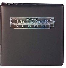 Ultra Pro Collectors Album schwarz