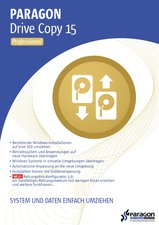 Paragon Drive Copy 15 Professional (ESD)