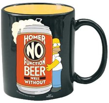 United Labels Tasse Simpsons (320ml)