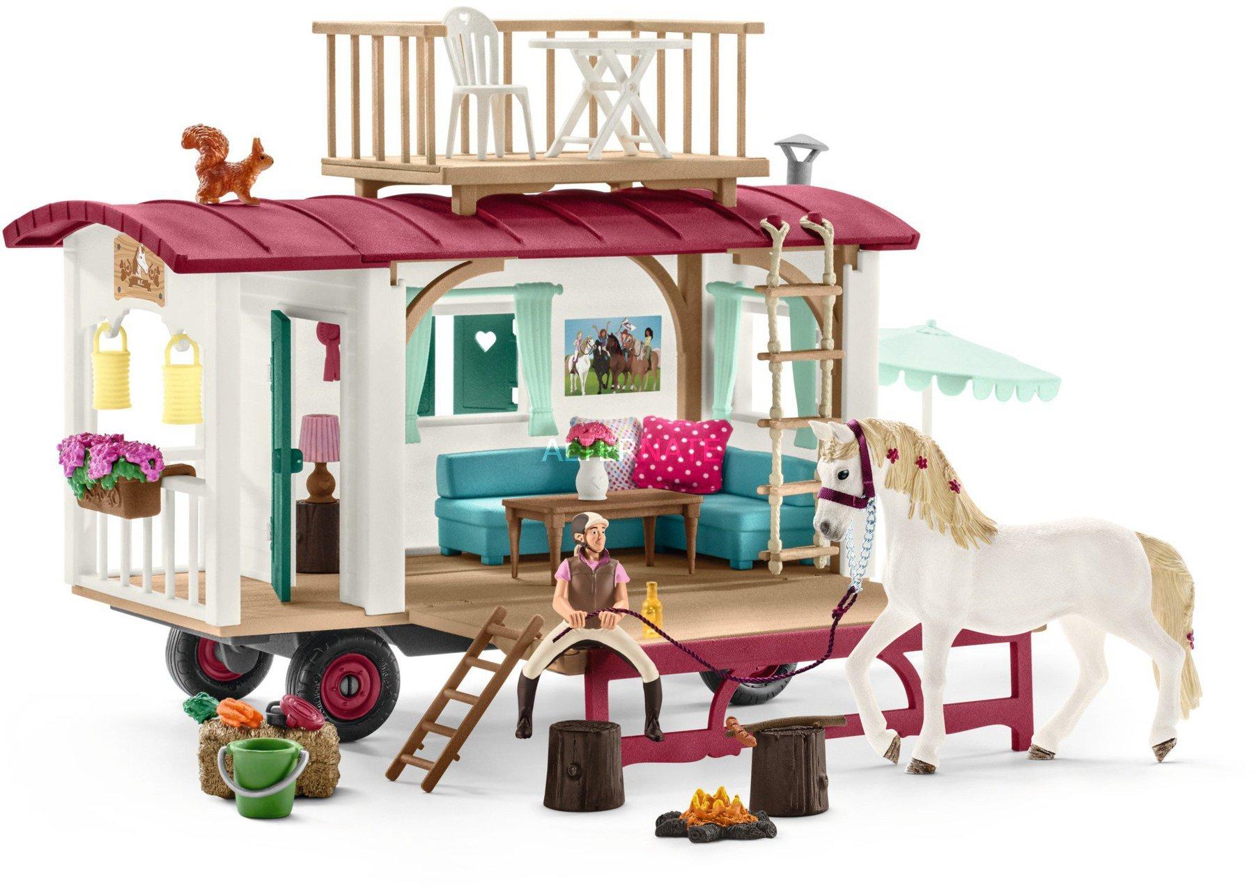 Schleich 42338 Reitturnier mit Pferde Spielfiguren günstig kaufen Action- & Spielfiguren