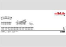 Märklin 59850 - Gleisergänzungsset E (Spur 1)