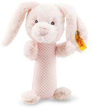 Steiff Soft Cuddly Friends - Belly Hase Rassel ...