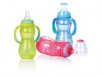 Nuby Trinklernflasche Starter Cup mit Griff (300 ml)