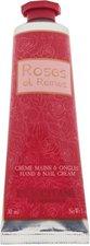 LOccitane Roses et Reines Hand & Nail Cream (30ml)