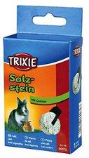 Trixie Salz Mineralstein mit Kräutern und Halter (95 g)