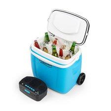 Auna Picknicker Trolley Music Cooler 36l blau