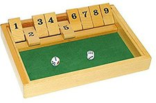 goki Shut the Box - HS075