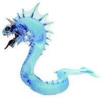 Plastoy Seeungeheuer blau