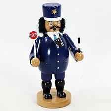 Polizist Räuchermann