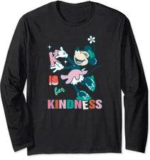 Minnie Mouse Langarmshirt Kinder