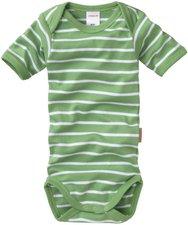 Wellyou Kurzarm Baby Body grün