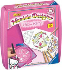 Ravensburger 29983 Mini Mandala-Designer® Hello Kitty