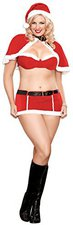 Weihnachtsfrau Kostüm