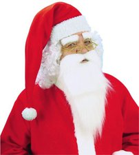 Weihnachtsmannbart
