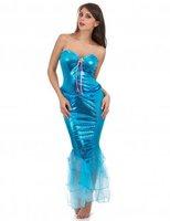 Meerjungfrau Karnevalskostüm
