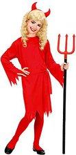 Teufelin Kinder Kostüm