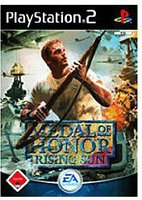 Medal of Honor - Rising Sun (PS 2)