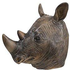 Tiermaske Nashorn