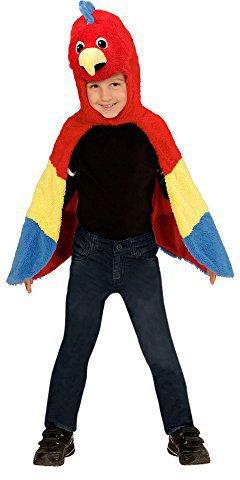 Papagei Kinder Kostüm