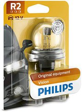 Philips Scheinwerferlampe