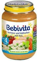 Bebivita Gemüse und Hühnchen mit Reis
