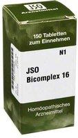 Iso-Arzneimittel Jso Bicomplex Heilmittel Nr. 16 Tabletten (150 Stk.)