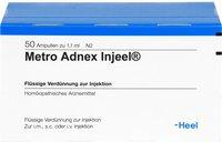 Heel Metro Adnex Injeele Ampullen (50 Stk.)