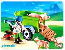 Playmobil 4495 Tierarzt mit Schweinchen