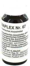 REGENAPLEX 67 Tropfen (15 ml)