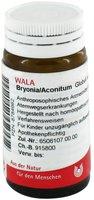 WALA Bryonia Aconitum Globuli (20 g)