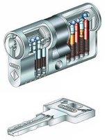 ABUS Pfaffenhain Wavy Line - Profildoppelzylinder 35/55