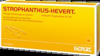 Hevert Strophanthus Ampullen (10 Stk.)