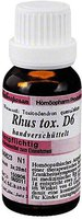 Anthroposan Rhus Tox. D 6 Dilution (20 ml)