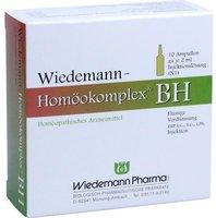 Wiedemann Pharma Wiedemann Homoeokomplex Bh Ampullen (10 x 2 ml)